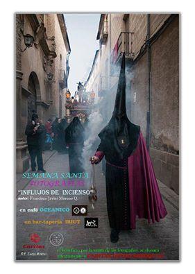 """Exposición fotografía """"Influjos de Incienso"""""""