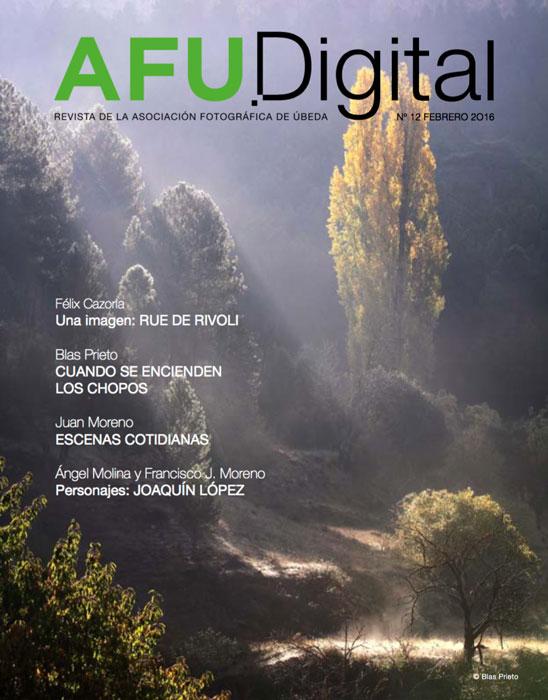 Numero 12 de AFU Digital