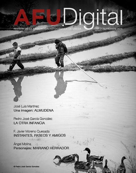 Publicado el número 11 de nuestra revista AfuDigital