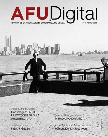 Publicado el nº 13 de la revista AfuDigital